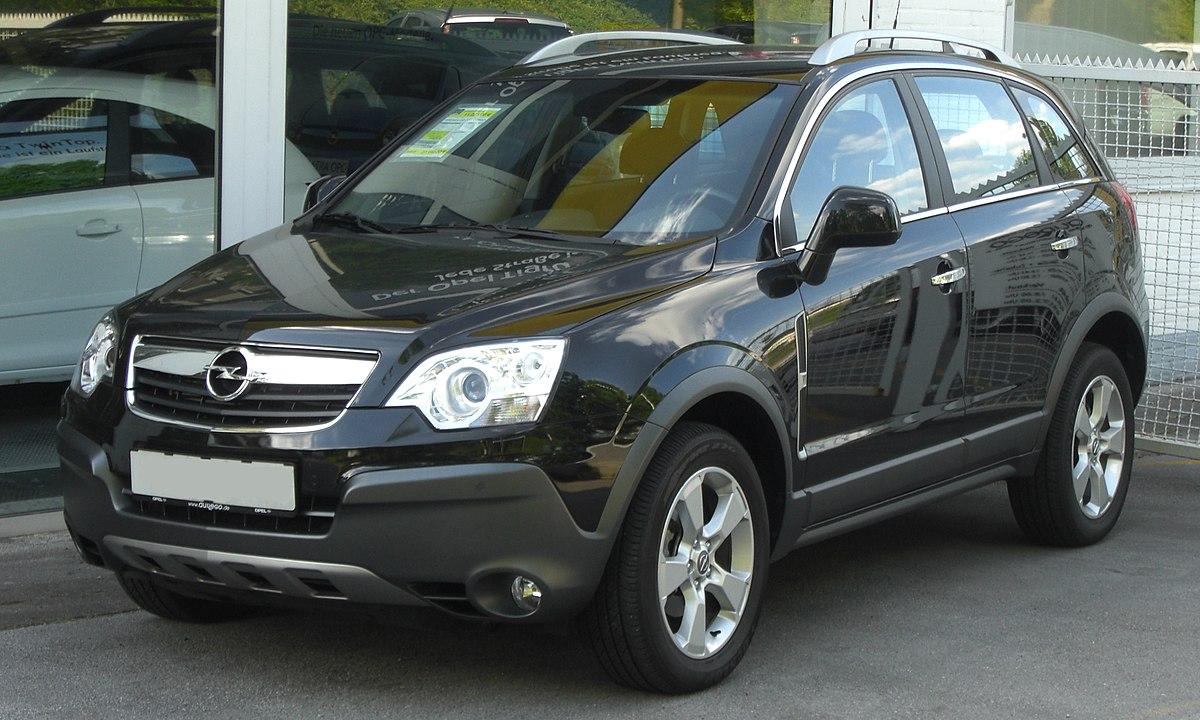 Image Result For Opel Antara
