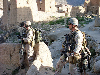 3rd Special Forces Group (United States) - Members of ODA 3336 in the Shok Valley