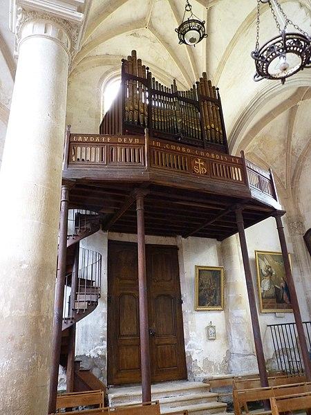 Église Saint Potentien à Châtel-Censoir