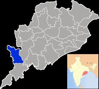 Nabarangpur district - Image: Orissa Nabarangpur
