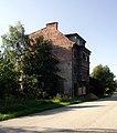 Orlová-Město, remains of the old town, F. Palackého 02.jpg