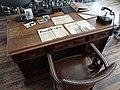 Oskar Schindler's Desk - Krakow 1939-1945 Museum - In Oskar Schindler's Factory - Krakow - Poland (9192803985).jpg