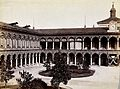 Ospedale Maggiore, Milan; the courtyard. Photograph by G. Wellcome V0030911.jpg