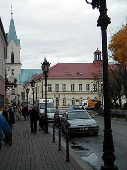 Rynek Głowny (Stora torget), Oświęcim