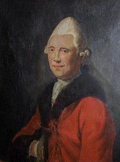Otto Christopher von Munthe af Morgenstierne Danish judge