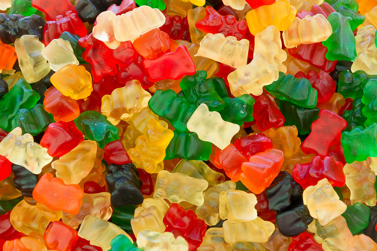 Image result for Gummy Bear