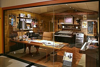 Owen Bradley - Owen Bradley's final studio