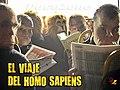 På resa med homo sapiens - på spanska.jpg