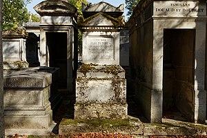 John Staples Harriott - Père-Lachaise Cemetery