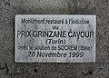 Père-Lachaise - Division 85 - Castiglione 02.jpg