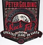 PG Black Rock Fit Jeans Ticket