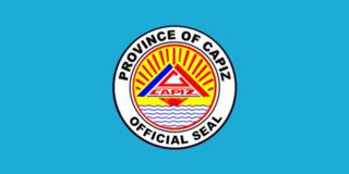 Capiz Province in Western Visayas, Philippines