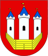 Coat of arms of Kobylin