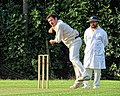 Pacific CC v Chigwell CC at Crouch End, London, England 15.jpg