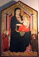 Pacino di buonaguida, ma donna in trono tra i ss. stefano e lorenzo, 1324 ca. 01.JPG