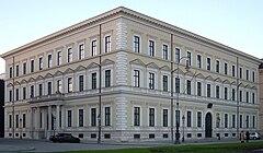 Bayerisches Staatsministerium Der Finanzen Und Fur Heimat Wikiwand