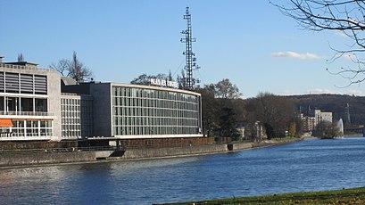 Hoe gaan naar Palais des Congrès de Liège met het openbaar vervoer - Over de plek