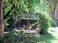 Palazzo budini gattai, giardino, veduta 04 voliera.JPG