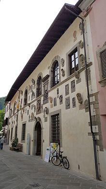 palazzo del capitano facciata