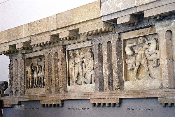 Resultado de imagen para ¿Cómo era la Grecia arcaica?