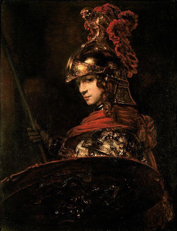 Famous Artemis Painting