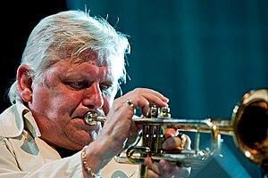2010 in jazz - Palle Mikkelborg, Moers Festival 2010.