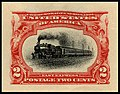 Panama-Pacific Train die proof 2c 1915 issue.jpg