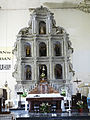 Panay church altar.JPG
