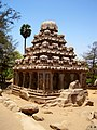 Panch Rathi Temple.JPG