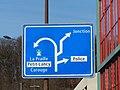 Panneau 4.36 Jonction, La Praille, Petit-Lancy, Carouge, Police.jpg