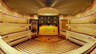 California Polytechnic State University - Cal Poly's Performing Arts Center
