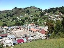 Vista de Salinas de Guaranda
