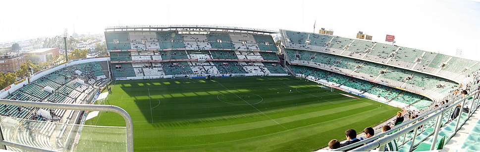 Panorama Estadio Betis