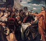 Paolo Veronese - Marriage at Cana (detail) - WGA24874.jpg
