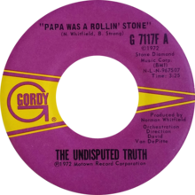 Papa Was a Rollin' Stone by The Undisputed Truth US vinyl.png