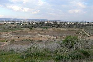 Roman Cyprus - Paphos - Agora