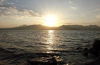 Paravani Lake - Image: Paravani Lake 1 C