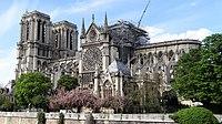 Paris - Cathédrale Notre-Dame - 17 avril 2019 - 4.jpg