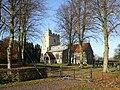 Parish Church of St Mary, Puttenham - geograph.org.uk - 606075.jpg
