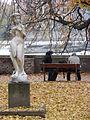 Park Scene along the Vltava River - Prague - Czech Republic.jpg