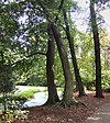 foto van Middenburg, tuinaanleg (Park Middenburg/Sonnenburgh)