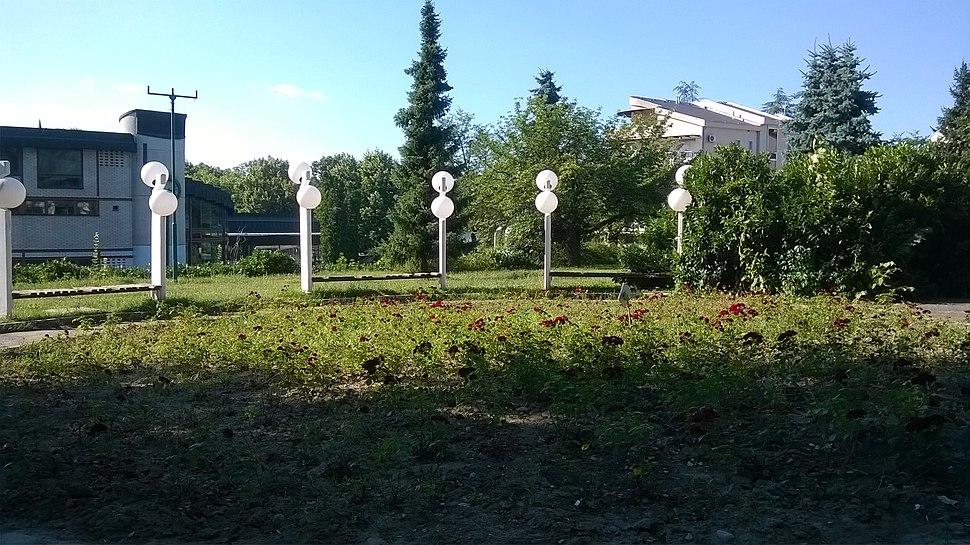 Park izvora Sneznik, Vrnjacka banja