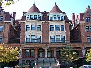 Parkside, Philadelphia - Image: Parkside HD Philly c