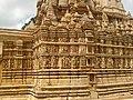 Parsvanatha Temple side 5 Khajuraho.jpg
