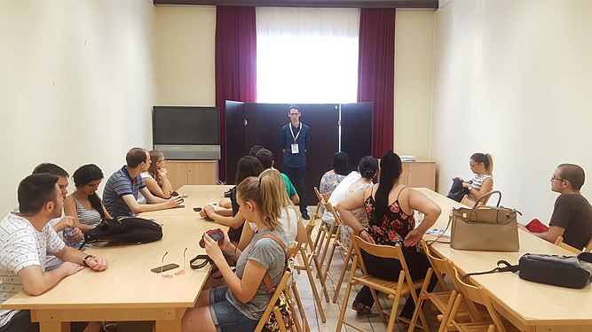 Participants of Edu Wiki camp 2018 in Serbia 61.jpg