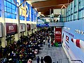 Passengers Waiting for their Flight In Delhi airport.jpg
