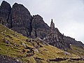 Path to The Storr - Needle Rock - geograph.org.uk - 1200316.jpg