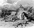 Paul Gavarni - Young Artist Asleep by a Stream - Walters 371445.jpg