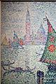 Paul signac, la barca a vela verde, 1904, 02.JPG