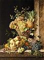 Pauline Koudelka-Schmerling Früchtestillleben 1833.jpg
